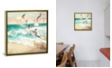 """iCanvas """"Summer Flight"""" by Spacefrog Designs Gallery-Wrapped Canvas Print"""