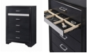 Coaster Home Furnishings Miranda 5-Drawer Chest with Hidden Jewelry Tray