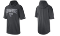 Nike Men's Tennessee Titans Dri-FIT Training Hooded T-Shirt