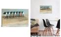 "iCanvas Beach Cabins I by Jean Jauneau Wrapped Canvas Print - 26"" x 40"""
