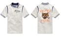 Polo Ralph Lauren Little Boys Mesh Knit Polo Shirt