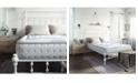"""Sleep Trends Rubi Queen 10.5"""" Wrapped Coil Hybrid Firm Pillow Top Mattress"""