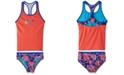 Nike Big Girls 2-Pc. Racerback Tankini Swim Suit