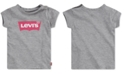 Levi's Baby Girls Cotton Logo-Print T-Shirt
