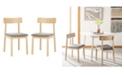 Safavieh Lizette Retro Dining Chair (Set Of 2)