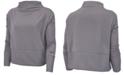 Nike Women's Dri-FIT Fleece Training Top
