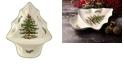 """Spode Christmas Tree 14"""" Tree Dip Dish"""