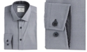 ConStruct Con.Struct Men's Slim-Fit PerFormance Stretch Neat-Print Dress Shirt, Created for Macy's
