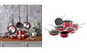 KitchenAid Architect® 12-Pc. Non-Stick Pour & Strain Cookware Set, Created for Macy's