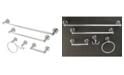 Kingston Brass Santa Fe 5-Pc. Bathroom Accessory Set in Polished Chrome