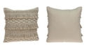 Parkland Collection Paloma Bohemian Beige Pillow Cover