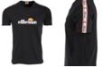 Ellesse Men's Acapulco Taped Sleeves & Logo T-Shirt