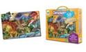 The Learning Journey Jumbo Floor Puzzles- Dinosaurs
