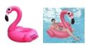 "Northlight 53.5"" Inflatable Jumbo Flamingo Swimming Pool Ring Float"