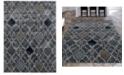 "KM Home CLOSEOUT! 3797/1020/Gray Imperia Gray 3'3"" x 4'11"" Area Rug"