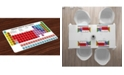 Ambesonne Periodic Table Place Mats, Set of 4