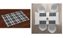 Ambesonne Abstract Place Mats, Set of 4