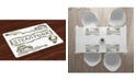 Ambesonne Sketchy Place Mats, Set of 4