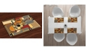 Ambesonne Music Place Mats, Set of 4