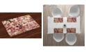 Ambesonne Antique Place Mats, Set of 4