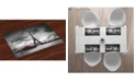 Ambesonne Eiffel Tower Place Mats, Set of 4