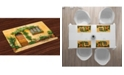 Ambesonne Italy Place Mats, Set of 4