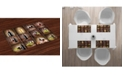 Ambesonne Wine Place Mats, Set of 4