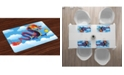 Ambesonne Dragon Place Mats, Set of 4