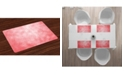 Ambesonne Coral Place Mats, Set of 4