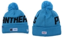 New Era Carolina Panthers Road Sport Knit Hat
