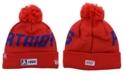 New Era New England Patriots Road Sport Knit Hat