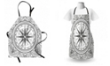 Ambesonne Compass Apron