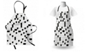 Ambesonne Word Search Puzzle Apron