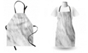 Ambesonne Marble Apron
