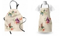 Ambesonne Butterfly Apron