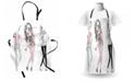 Ambesonne Fashion Apron