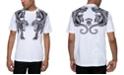 Sean John Men's Crawler Graphic T-Shirt