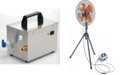 iLiving Cooling System Fan Misting Kit, Fan Not Included