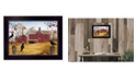 Trendy Decor 4U Trendy Decor 4U Autumn Gold By Billy Jacobs, Printed Wall Art, Ready to hang Collection