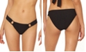 Jessica Simpson Shining Star O-Ring Bikini Bottoms