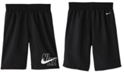 Nike Big Boys 1-Pc. Solid Lap Volley Swim Trunks
