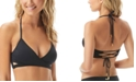 Vince Camuto Wrap Bikini Top