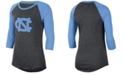 Nike Women's North Carolina Tar Heels Logo Raglan T-Shirt