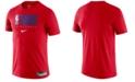 Nike Men's Philadelphia 76ers Team Practice T-Shirt