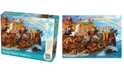 Cobble Hill Puzzle Company Family Pieces Jigsaw Puzzle - Voyage of the Ark - 350 Piece