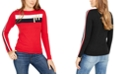 Tommy Hilfiger Colorblocked-Stripe TH Sweater