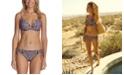 Raisins Juniors' Underwire Bikini Top & Side-Tie Bottoms