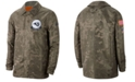 Nike Men's Los Angeles Rams Salute to Service Light Weight Jacket