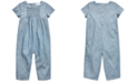 Polo Ralph Lauren Baby Girls Chambray Coverall