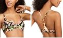 Body Glove Juniors' Picaflores Printed Y-Back Bikini Top
